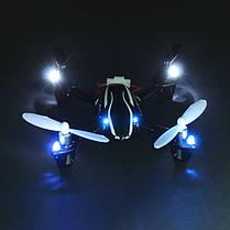 Квадрокоптер Hubsan X4 RTF 2,4 ГГц (H107L он же H107+), фото 3