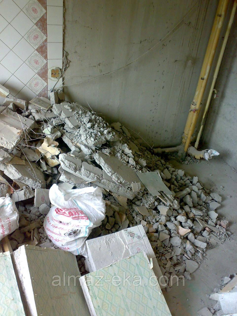 Алмазная резка проемов,стен,демонтаж бетона в Харькове, фото 1