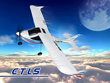 Самолет Nine Eagles CTLS RTF 476 мм 2,4 ГГц , фото 3