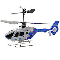 Вертолет Nine Eagles EC 135 RTF 215 мм 2,4 ГГц