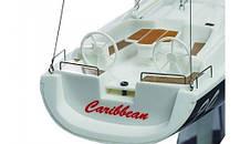 Парусная яхта Joysway Caribbean RTR 260 мм 2,4 ГГц , фото 2