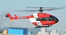 Вертолет Hubsan EC145 RTF 230 мм 2,4 ГГц , фото 2