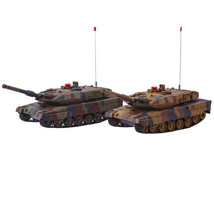 Танки HuanQi 1:24 RTR танковый бой (HQ-558), фото 2