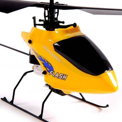 Вертолет Nine Eagles Flash RTF 213 мм 2,4 ГГц в кейсе , фото 2