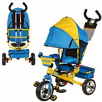 Детский трехколесный велосипед   Profi Trike M  5363-01