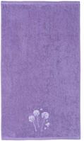 "Полотенце (40х70 см) махровое ""ЛаРаМи"" для рук и лица, лаванда"