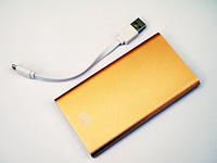 Універсальна батарея Xiaomi Mi power bank 8800mAh Gold+упаковка