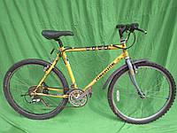 Гірський велосипед Hawk на deore lx