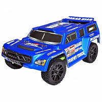 Автомобиль HSP Racing Hummer Dakar H140 1:14 RTR 365 мм 4WD 2,4 ГГц (HSP94349 Blue)