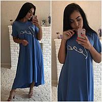 Платье женское большие размеры /р1513, фото 1