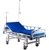 Кровать медицинская функциональная НВМ-2SM