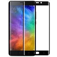 3D защитное стекло для Xiaomi Mi Note 2 с черными рамками