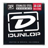 Струны для 6стр.басгитары DUNLOP DBS30130