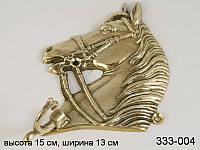 Вешалка настенная Stilars Конь 13х15 см 333-004