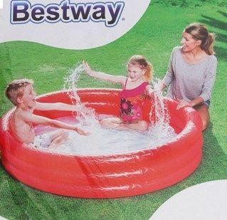 Надувной бассейн Bestway 51026 - 152см х 30см, фото 1
