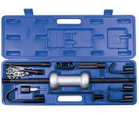 Набор для кузовного ремонта (обратный молоток и 9 насадок), 10 пр. KINGTONY 9CH01