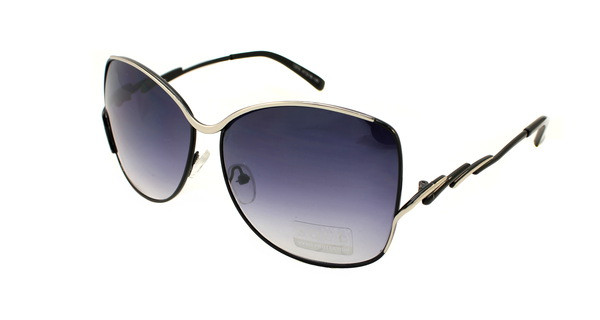 Синие солнцезащитные очки для женщин Soul