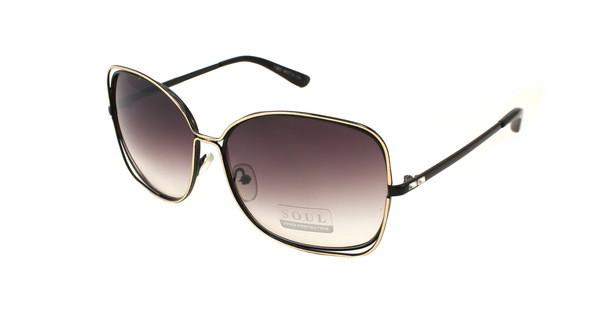 Женские красивые очки солнцезащитные Soul