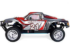 Автомобиль HSP Racing Destrier Nitro Short Course 1:10 RTR 460 мм 4WD 2,4 ГГц (HSP94155 Grey-Red)