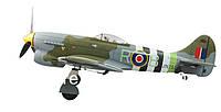 Самолет Dynam Hawker Tempest RLG Brushless RTF 1250 мм 2,4 ГГц
