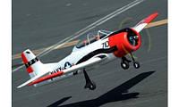Самолет Dynam T-28 Trojan Brushless RTF 1270 мм 2,4 ГГц
