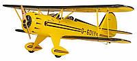 Самолет Dynam WACO Brushless RTF 1270 мм 2,4 ГГц