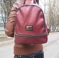 Рюкзак стильный MOSCHINO кожзам.