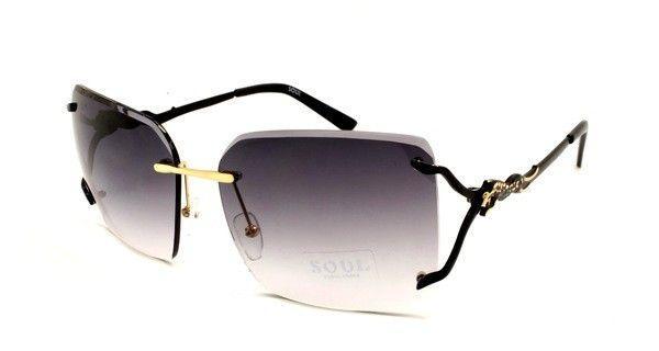Женские солнцезащитные очки от солнца мода 2017 Soul