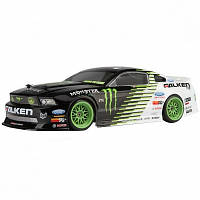 Автомобиль HPI Racing Falken Monster Ford Mustang E10 2011 1:10 RTR 375 мм 4WD 2,4 ГГц