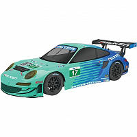 Автомобиль HPI Racing Sprint 2 Sport Falken Porsche 911 GT3 RSR 1:10 RTR 431 мм 4WD 2,4 ГГц