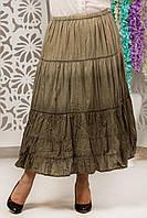 Женская юбка индия батал оптом