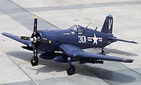 Самолет FMS Chance Vought F4U Corsair PNP 1400 мм V3