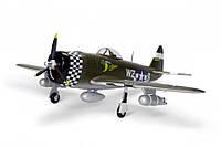 Самолет FMS Republic P-47 Thunderbolt PNP 1400 мм