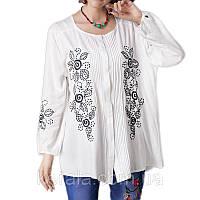 Купить белую женскую рубашку
