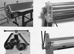 Станки для листового металла | Гибочные станки арматура, профиль, труба