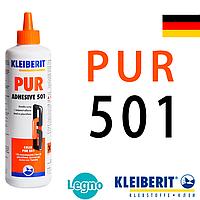 Клей полиуретановый Клейберит 501.0 PUR D4+ (0,5 кг)