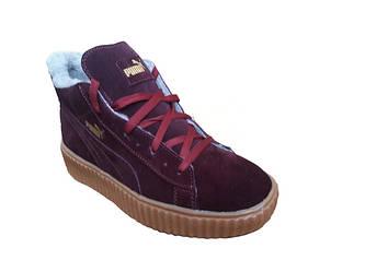 Зимняя обувь для женщин