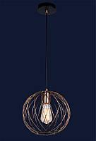 Светильник подвесной LOFT L5042843-1C BRONZE