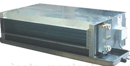 Фанкойл канальный Chigo AFC-1000HCL(R)/4G3, фото 2