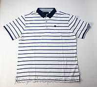 Тениска большого размера мужская MCL MCL 28952-B BEYAZ BATAL STR