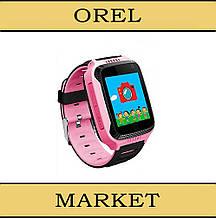 Умные чaсы Smart Baby G900A (Q65) Pink
