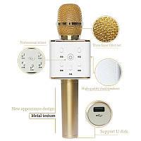 Микрофон Орбита Q7  Беспроводной микрофон