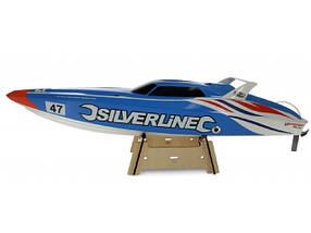 Моторная яхта Joysway Silverline Deep Vee RTR 1300 EP 2,4 ГГц