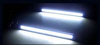 Дневные ходовые огни 17см - DRL COB белые (ДХО DRL 170A), фото 2 Дневные ходовые огни 17см - DRL COB белые (Д
