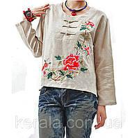 Купить летнюю женскую рубашку
