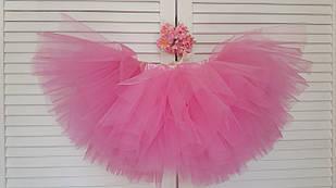 Юбка Туту розовая