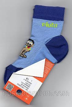Шкарпетки дитячі х/б з сіткою Смалій, 21-23, 11В5-298, 14 розмір, рис. 05, колір 8, 04317