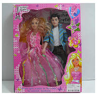 Куклы барби и кен fashion fairytale 1010