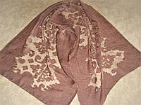 Шарф Armada хлопок 40% вискоза 40% капрон 20% можно приобрести на выставках в доме одежды Киев
