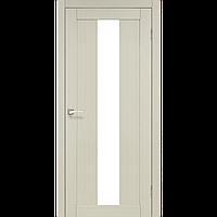 """Двери межкомнатные Корфад """"PR-10 ПО сатин"""""""